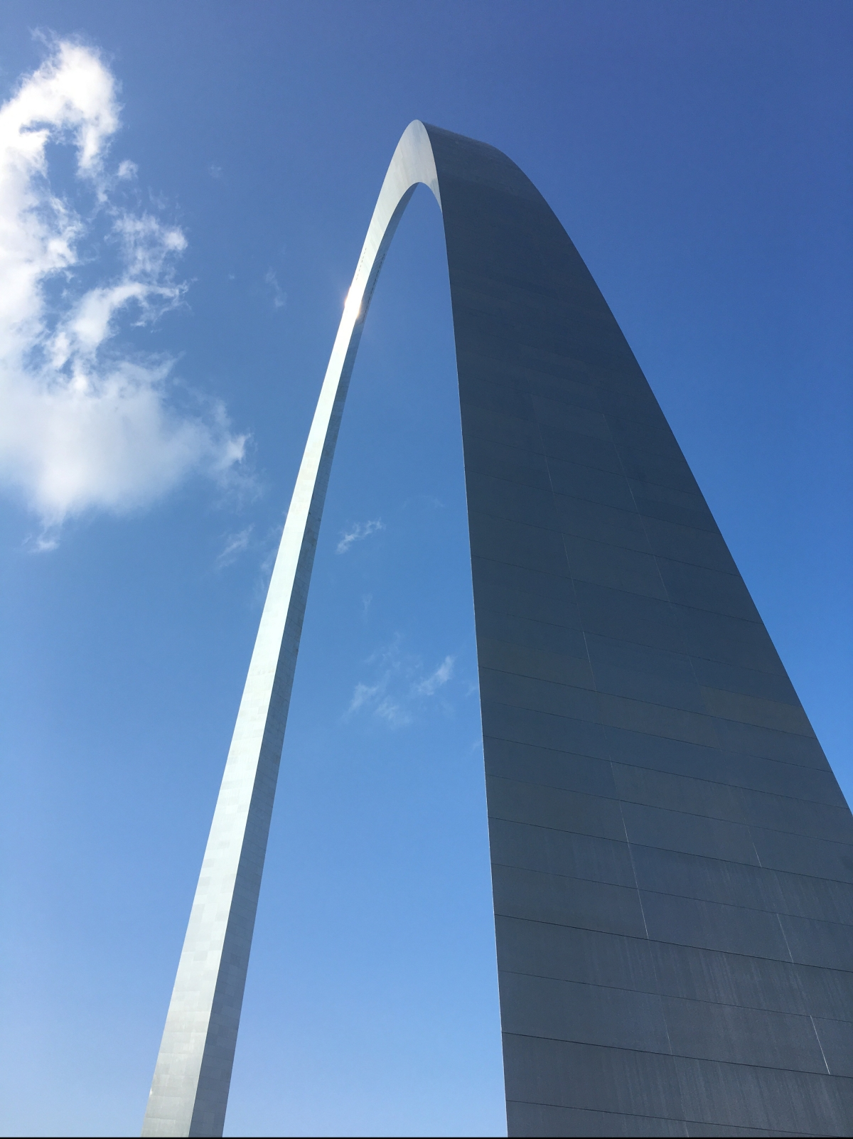 What is your St. LouisArch?