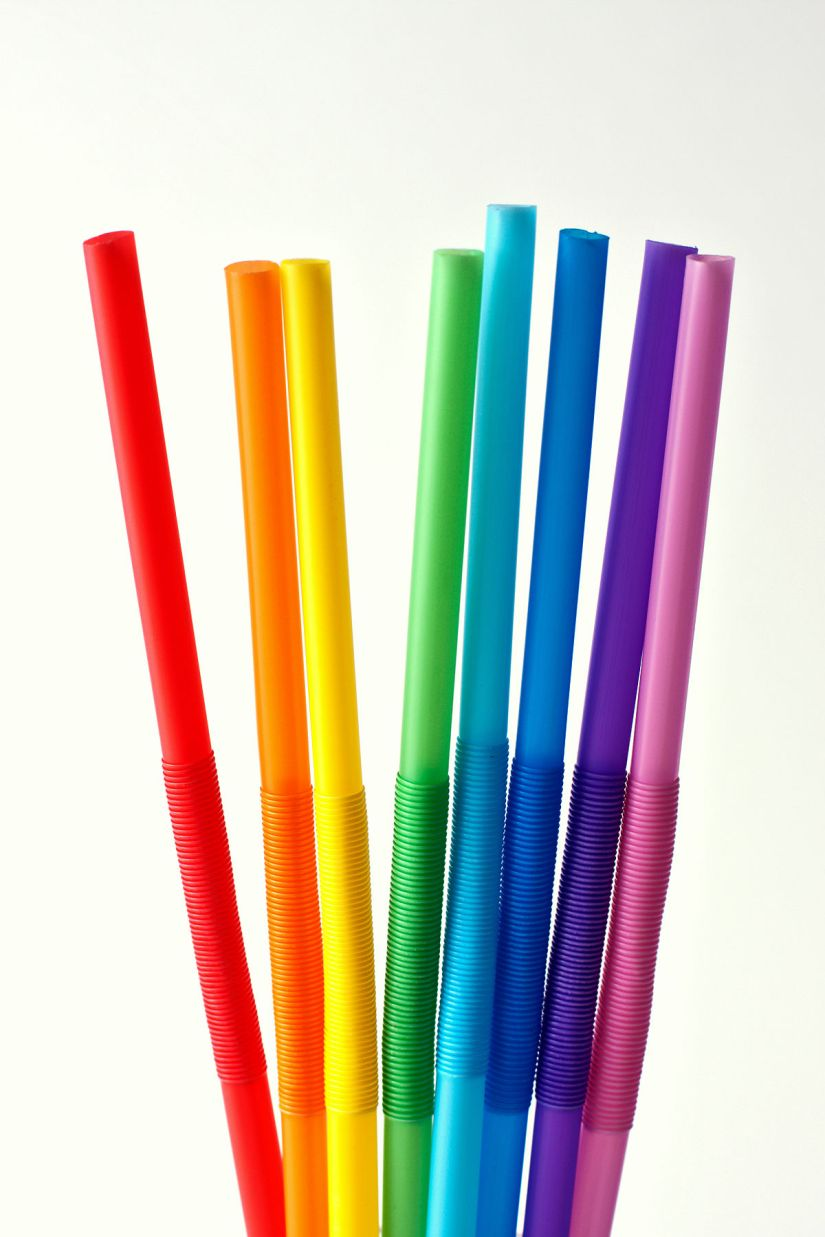 Two lessons we can all learn from a drinking straw.