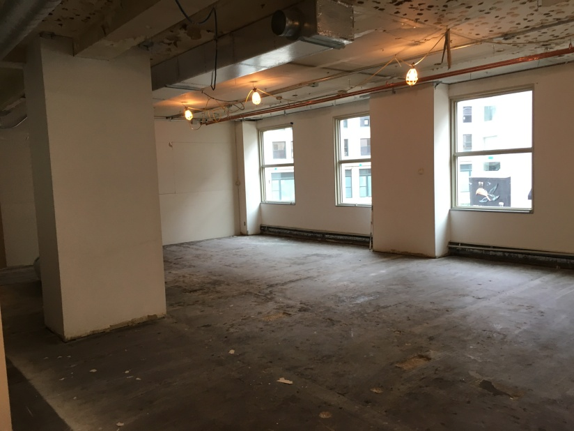 Looking for office space: A startup story.