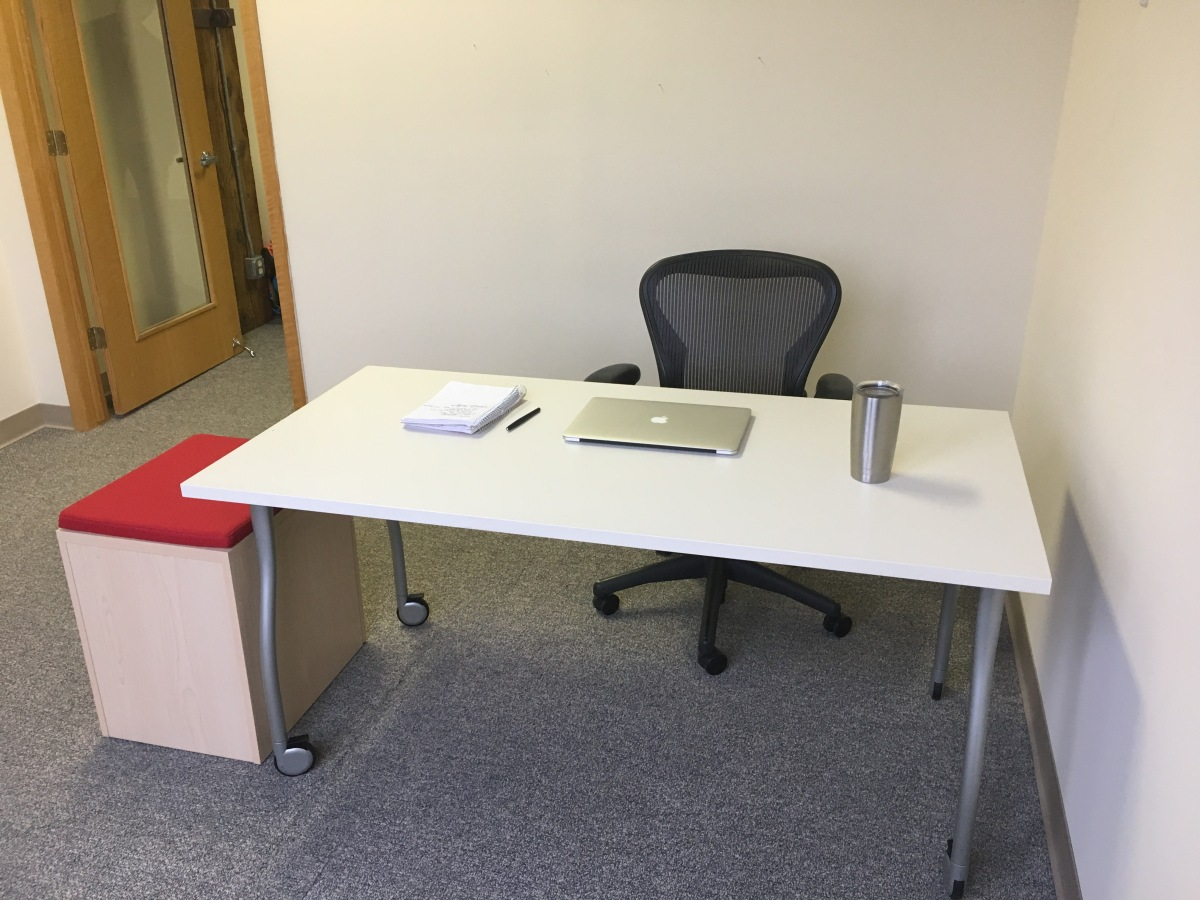 Looking for Office Space Part 3: We Have AnOffice!