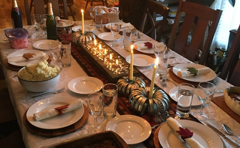 16 Things I am thankful for this Thanksgiving. (Spoiler Alert: You're 1 of them!)