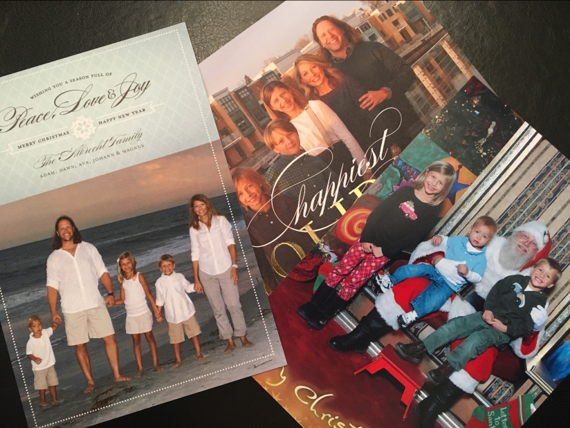 How Social Media Is Killing the Christmas Card.