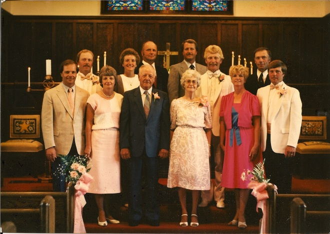 Tim Albrecht Wedding Pic