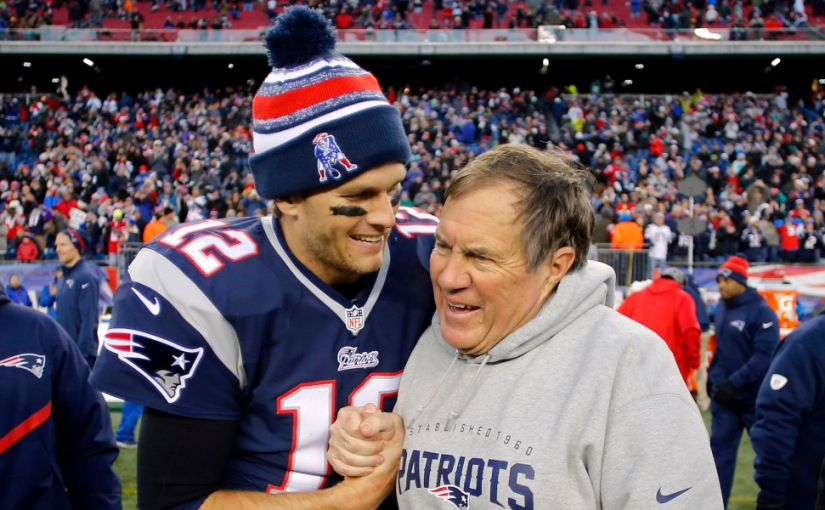 The key to the Patriots' success that most people never notice.