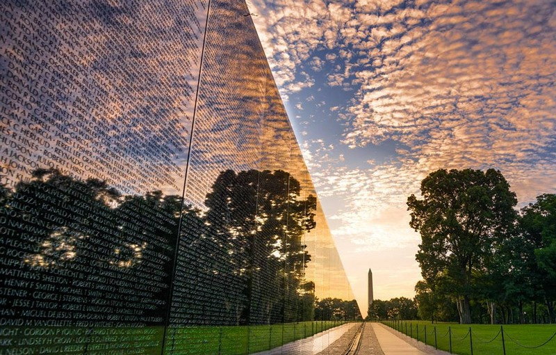 The amazing story behind one of the most famous memorials in America.