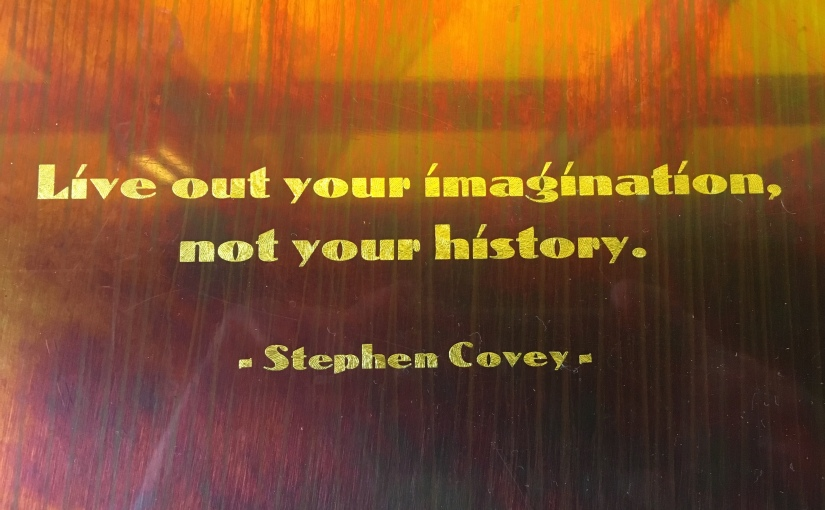 17 inspirational quotes on the power of your imagination.