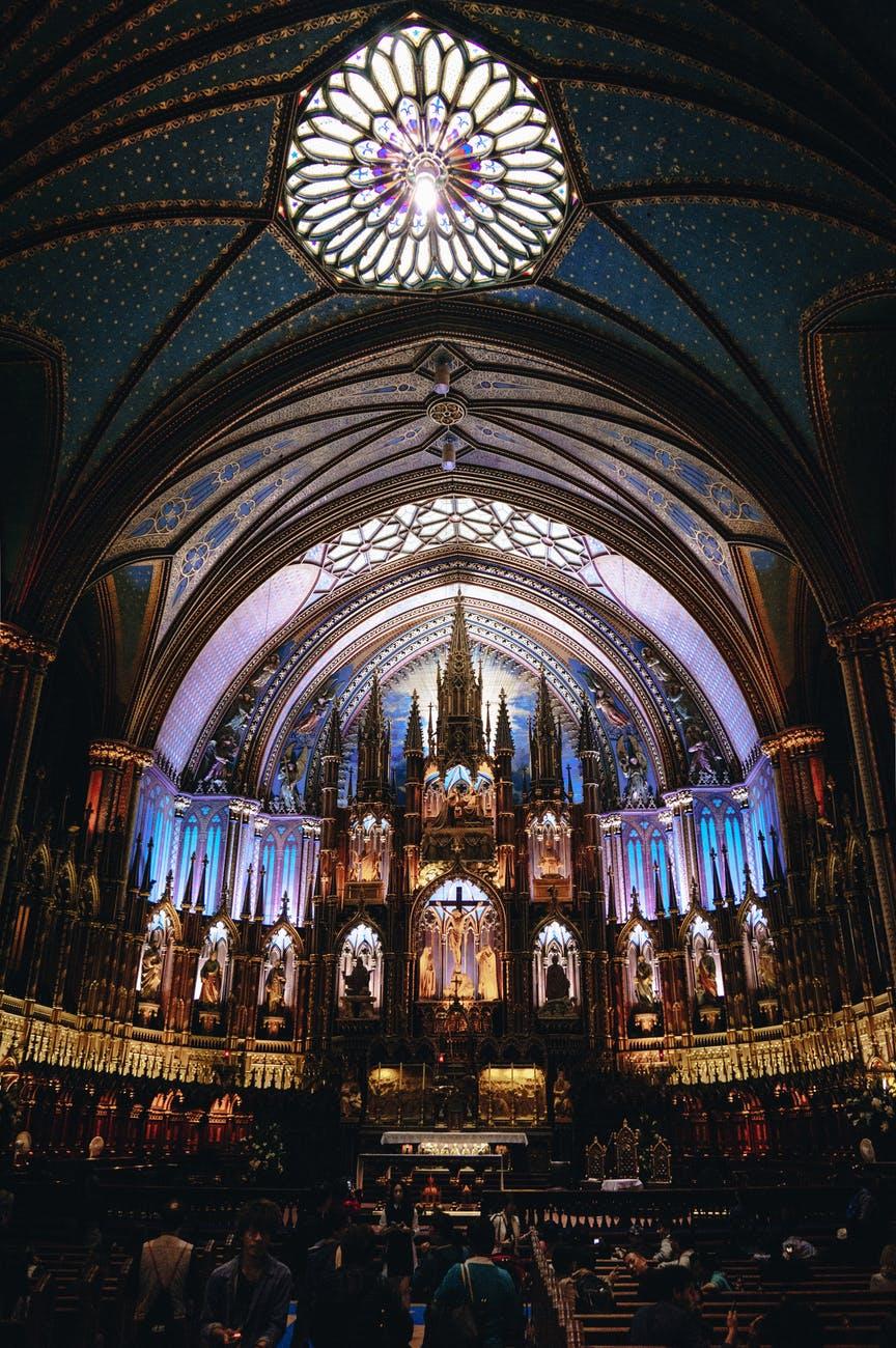 altar arches architecture art