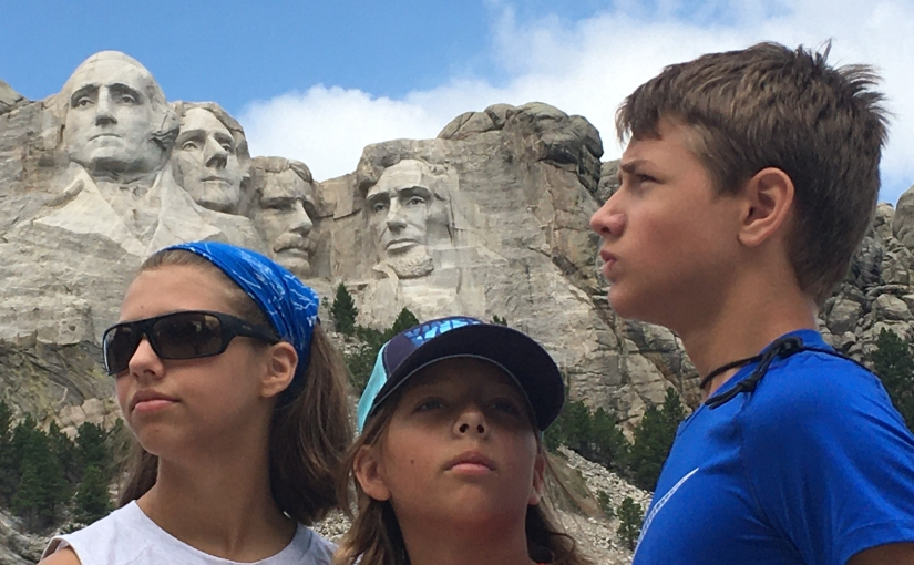 What is your MountRushmore?