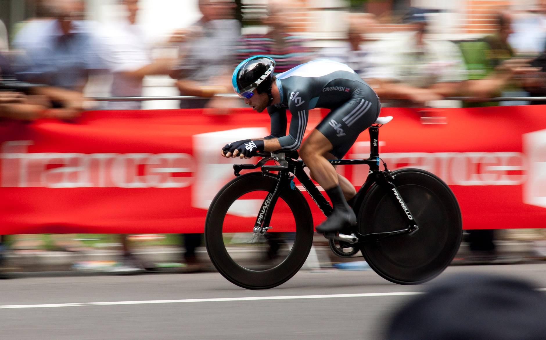 sport bike bicycle cyclist