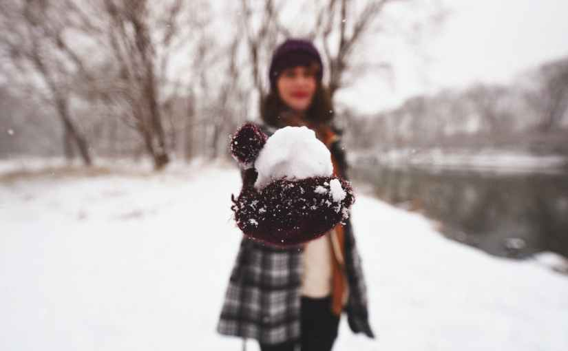 How snowballs can help make your dreams come true.