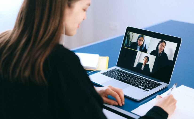 How to use video conferences to improve your appearance.